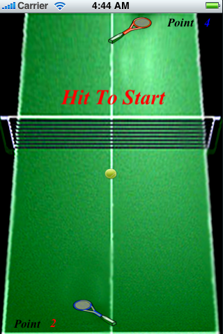 Screenshot 3D Table Tennis