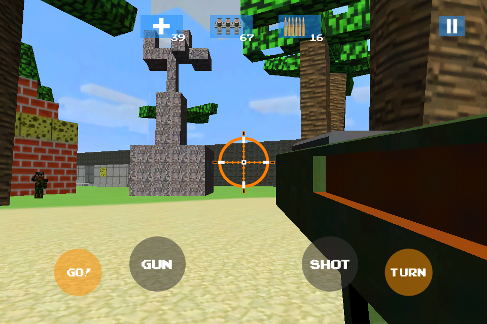 Screenshot Ace Warfare