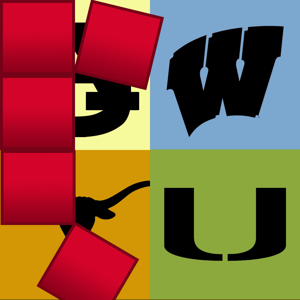 All Guess College Sports - Reveal Pics to Guess What's the Word